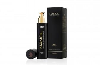 Nanoil vlasový olej – Zameriava sa na každý typ pórovitosti vlasov